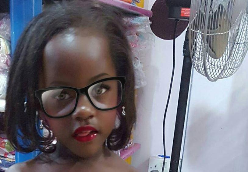 Bad Black's Daughter