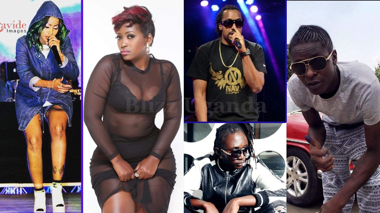 Ugandan Music Artistes and Their Districts of Origin